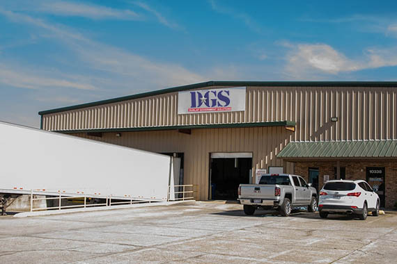 Warehouse - Dunlap Government Solutions