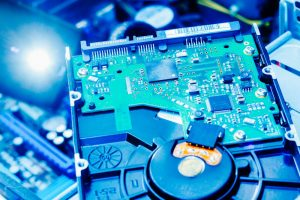 Destroying Hard Drive By Dunlap Government Solutions in Baton Rouge