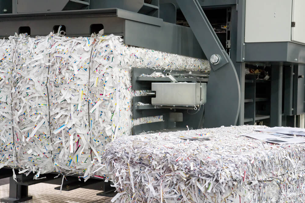 Dunlap Government Solutions Scheduled shredding Services